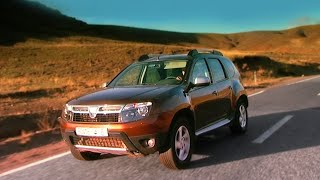 Dacia Duster On One Of The World's Greatest Roads - Fifth Gear