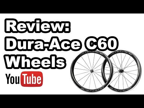 Shimano C60 Wheel Review (Dura Ace 9100) 1000km Review Part 2