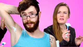 Girls Try Shave Their Boyfriend