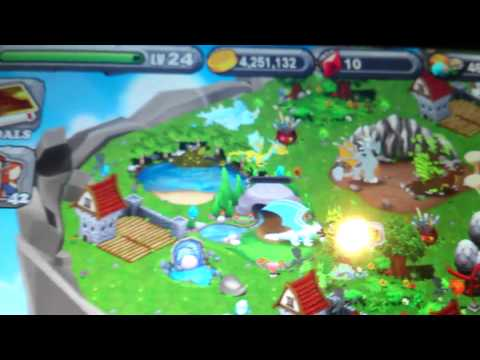 How to get blue moon dragon in dragonvale