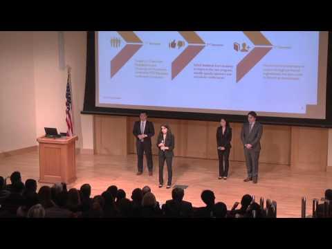 Final Round Presentation: University of Michigan Ross School of Business