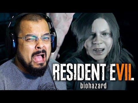 RESIDENT EVIL 7 #12 - TEMOS QUE ACHAR O ETHAN (Gameplay Português PT-BR)