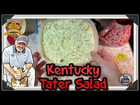 Kentucky Tater Salad