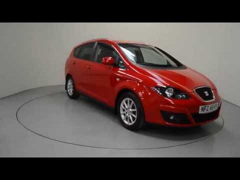 Used 2012 Seat Altea | Used Cars for Sale NI | Shelbourne Motors NI | NFZ4849