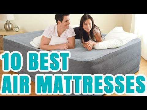 Best Air Mattress 2017 – TOP 10 Air Beds