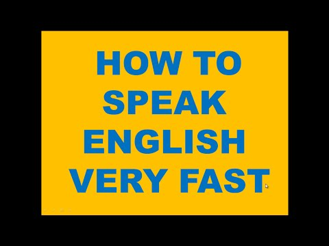 How to improve your English speaking easily in Hindi/Urdu