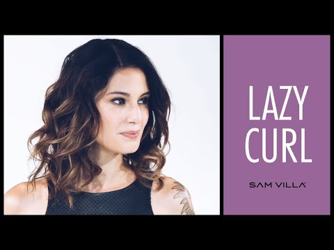 LAZY CURL