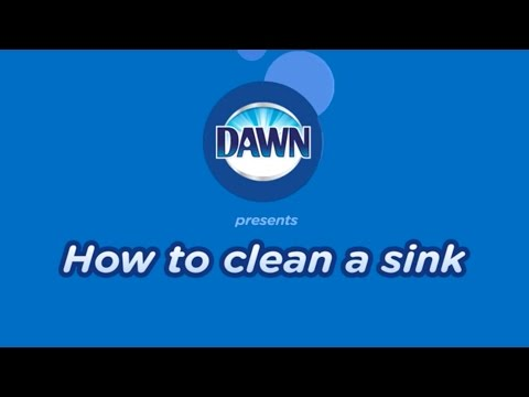 How to Clean a Sink