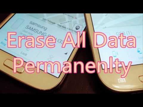 [Solved]Permanently Delete All Data from Samsung S3