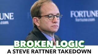 "Steve Rattner: ""Medicare For All Will Sink The Democrats"""