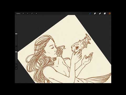 Watch Me Draw - Another MerMay - Part 1