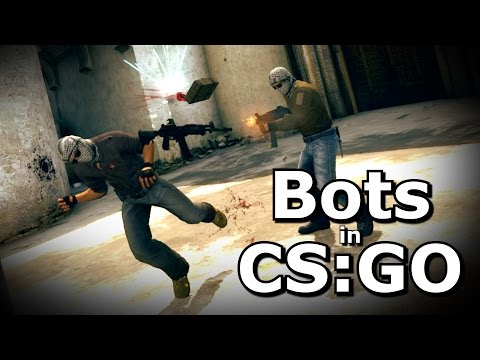 Bots in CS:GO - whose side are you on?!