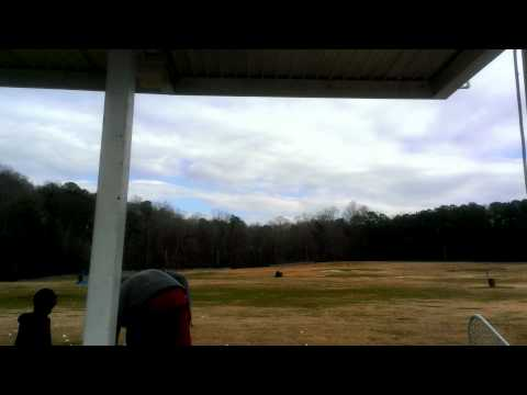 3/1/14 golf driving range....working on my driver