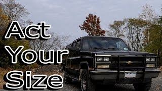 Regular Car Reviews: 1990 Chevrolet Suburban
