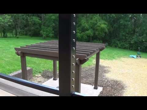 Cable Bullet Railing Install