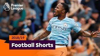 Miraculous Goals   Premier League 2018/19   Sterling, Aubameyang, Mane