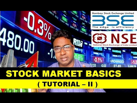 How to trade in Stock/Share Market ?Beginners Guide Tutorial - 2 (Intraday Trading )