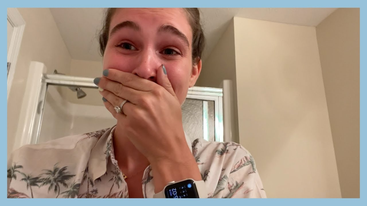 Finding out I'm PREGNANT! | The Herbert's