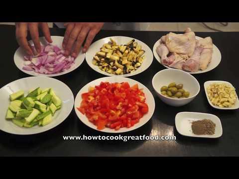 Greek Chicken Stew Recipe