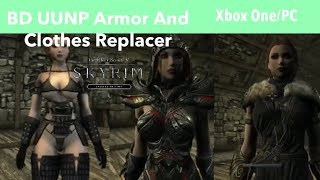 Best Skyrim Female Body Replacers
