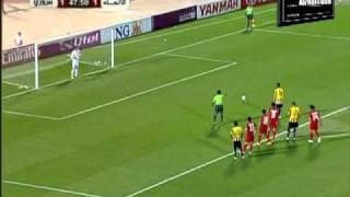 الإتحاد السعودي ( 3-1 ) پيروزي الإيراني / كأس آسيا 2011