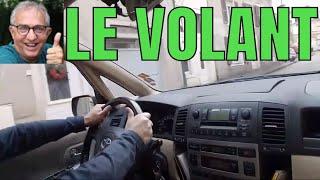 COURS 8 b _ COMMENT TOURNER LE VOLANT, SUITE