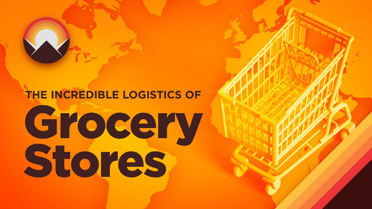 The Incredible Logistics of Grocery Stores