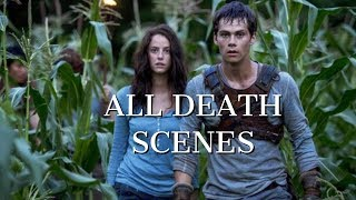 The Maze Runner: All Death Scenes [In Order]