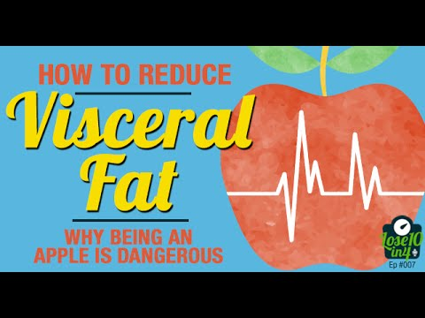How to Reduce Visceral Fat (aka