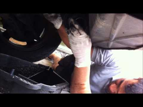How to change power steering fluid on a BMW E36