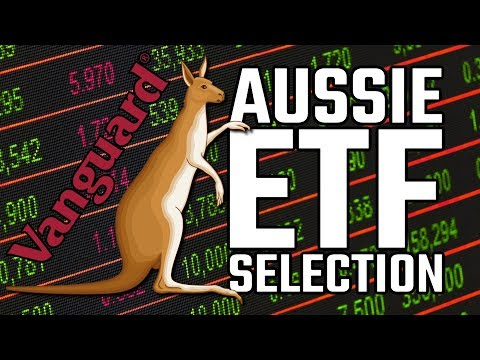 Australian ETF Selection (Vanguard)