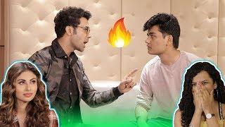 YouTubers Irritate Celebrities - Rajkumar Rao & Mouni Roy