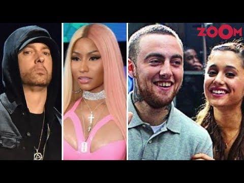 Eminem Proposes A Date To Nicki Minaj | Ariana Opens Up On Her BreakUp