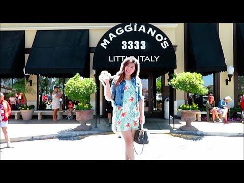 用流利的英语点意大利餐 - 真实体验 | Order Italian food in English - Real experience
