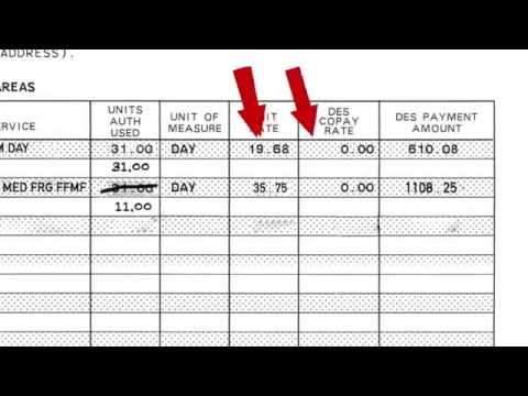 How to Fill Out the DCS Child Billing Form | AZ Family Resources