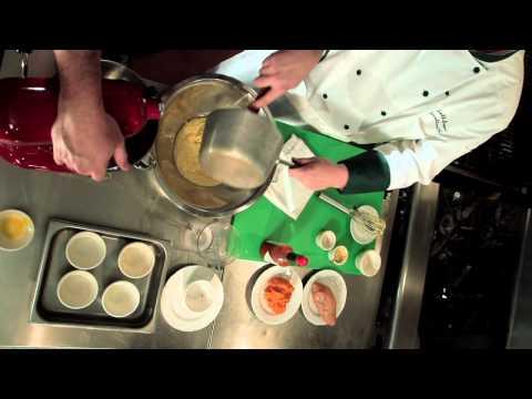 Savory Sweet Potato Souffle - The Savage Kitchen - Season 2