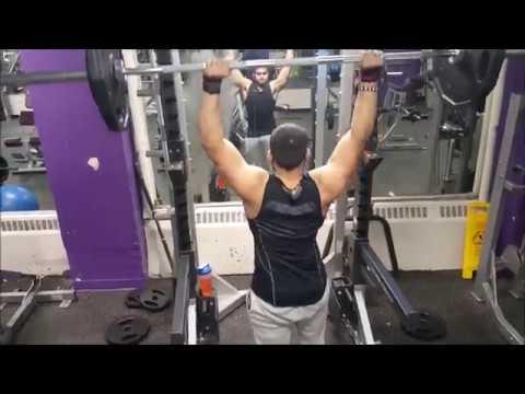 How To Get Big Strong Shoulders | Wide Shoulders