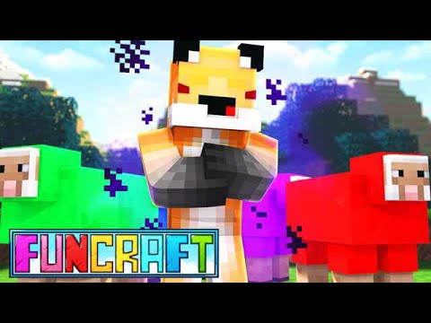 NEW MODS & TURNING EVIL - Minecraft Funcraft Ep 02