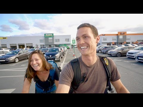 PARIS TO DUBLIN! 5 modes of transportation