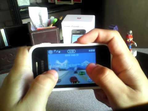 Asphalt 6 On Samsung Galaxy Y