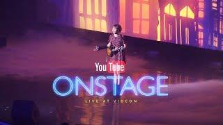 Vidcon Youtube OnStage 😄   Brooklyn & Bailey and Grace Vanderwaal!!