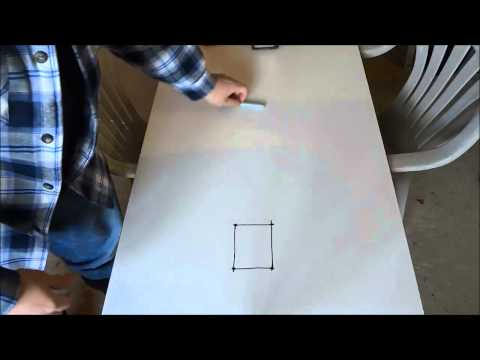 How To Cut A Hole In Drywall EASILY-For Electrical Outlets And Switches