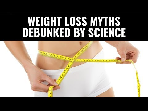 5 Popular Weight Loss Myths Debunked by Science