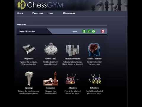 Beginner Chess Tips 1: Board Visualization