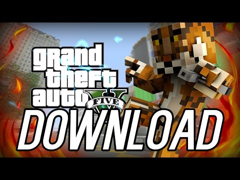 Minecraft Xbox 360/Xbox One/PS3/PS4 Gta 5 Server Download