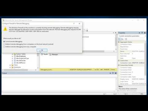 SQL VIDEO TUTORIAL DEFAULT CONSTRAINT GRAPHICALY & QUERY TUTORIAL