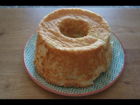 ANGEL FOOD CAKE RECIPE | EM'S BAKING