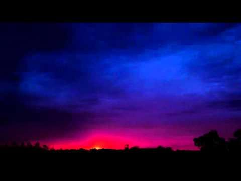 Peek a Boo Sunrise 10.21.2015