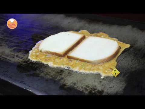 Bread Omelette Recipe | Egg Omelette | Cooking Videos
