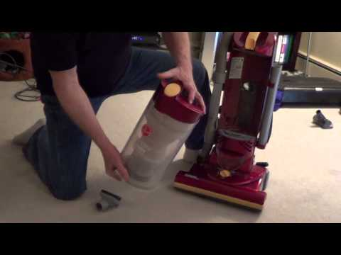 How to Clean a Hoover Vacuum - Hoover Fusion Filters